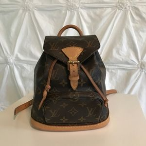 Louis Vuitton Mini Backpack